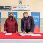 La provincia firmó convenios de adhesión al Boleto Educativo Rural con municipios y comunas del departamento Castellanos