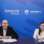 Perotti participó del lanzamiento de la 11ª edición del Concurso IB50K