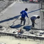 Avanza la construcción de un nuevo puente sobre la laguna La Verdecita