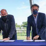 Provincia y Nación firmaron un histórico convenio para mejorar los accesos viales a la ciudad de Santa Fe